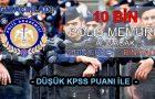Emniyet Genel Müdürlüğü Polis Alımı 2016