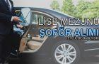 Ceza ve Tevkifevleri Genel Müdürlüğü Lise Mezunu Şoför Alımı