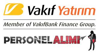 vakıfbank yatırım personel alımı