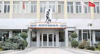 Kırşehir belediyesi işçi alımı