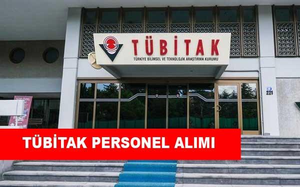 Tübitak Personel Alımı ve İş İlanlarıı