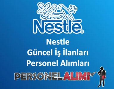 Nestle Personel Alımı ve İş İlanları