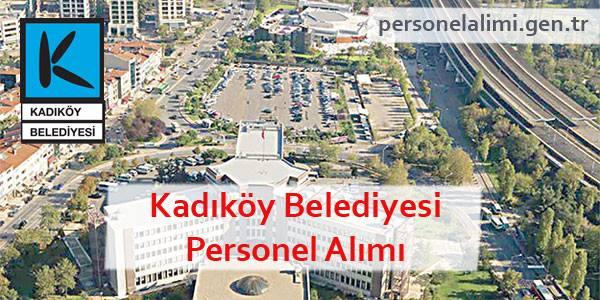 Kadıköy Belediyesi Personel Alımı