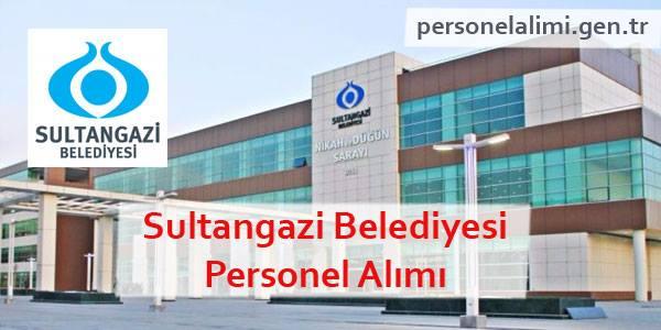Sultangazi Belediyesi Personel Alımı