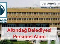 Altındağ Belediyesi Personel Alımı