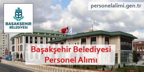 Başakşehir Belediyesi Personel Alımı