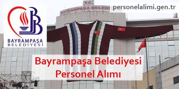 Bayrampaşa Belediyesi Personel Alımı