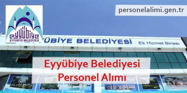 Eyyübiye Belediyesi Personel Alımı