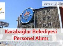 Karabağlar Belediyesi Personel Alımı