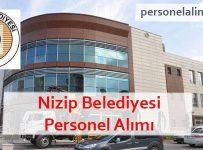 Nizip Belediyesi Personel Alımı