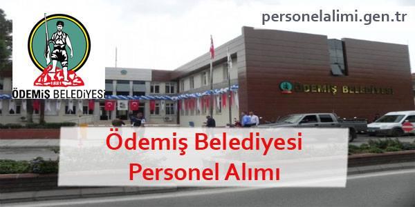 Ödemiş Belediyesi Personel Alımı
