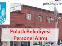 Polatlı Belediyesi Personel Alımı