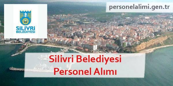Silivri Belediyesi Personel Alımı