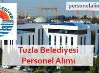 Tuzla Belediyesi Personel Alımı