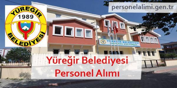Yüreğir Belediyesi Personel Alımı