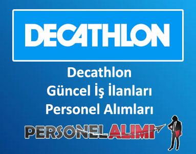 Decathlon Personel Alımı ve İş İlanları