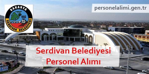 Serdivan Belediyesi Personel Alımı