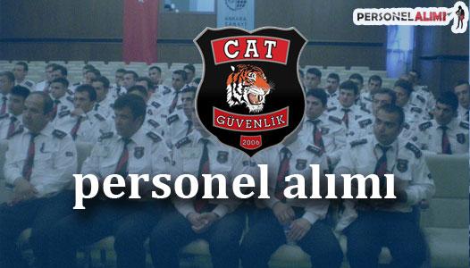Cat Güvenlik Personel Alımı