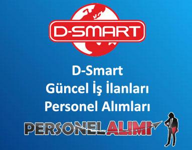D-Smart Personel Alımı ve İş İlanları