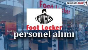 Foot Locker Personel Alımı