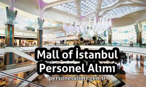 Mall of İstanbul Personel Alımı