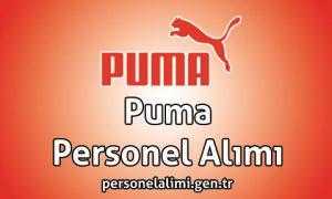 Puma Personel Alımı
