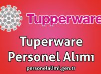 Tupperware Personel Alımı