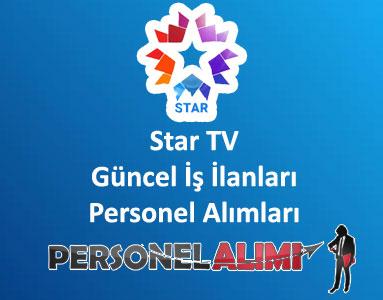 Star TV Personel Alımı ve İş İlanları
