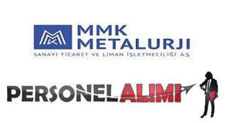 MMK Metalurji iş başvurusu