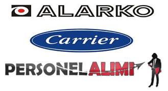 Alarko Carrier personel alımı
