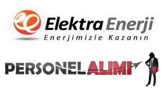 Elektra Enerji iş başvurusu