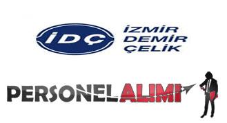 İzmir Demir Çelik personel alımı