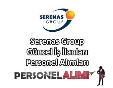 Serenas Group Personel Alımı ve İş İlanları