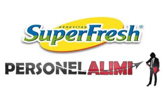 SuperFresh iş başvurusu