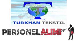 turkhan personel alımı