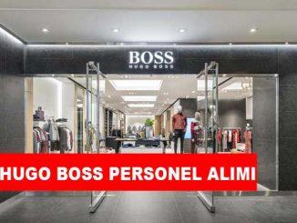 Hugo Boss Personel Alımı ve İş İlanları