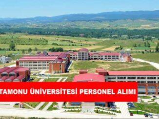 Kastamonu Üniversitesi Personel Alımı ve İş İlanları