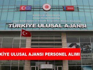 Türkiye Ulusal Ajansı Personel Alımı ve İş İlanları