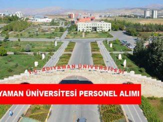 Adıyaman Üniversitesi Personel Alımı ve İş İlanları