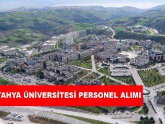 Kocaeli Üniversitesi Personel Alımı ve İş İlanları