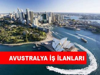 Avustralya İş İlanları