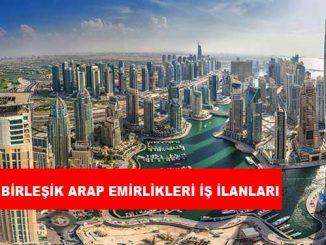 Birleşik Arap Emirlikleri İş İlanları