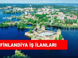 Finlandiya İş İlanları ve İş İmkanları