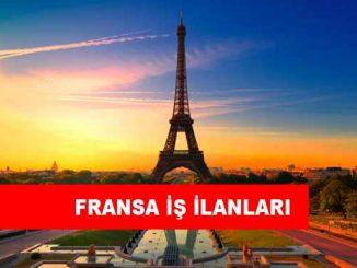 Fransa İş İlanları ve İş İmkanları
