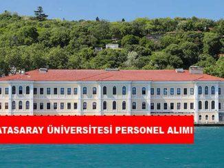 Galatasaray Üniversitesi Personel Alımı ve İş İlanları