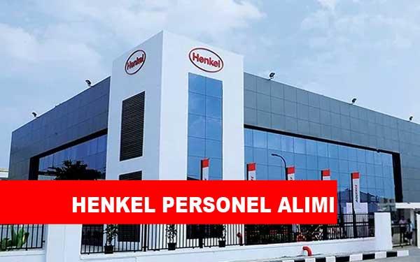 Henkel Personel Alımı ve İş İlanları