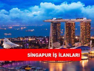 Singapur İş İlanları ve İş İmkanları