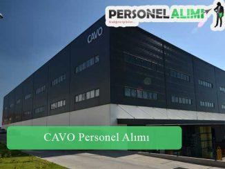Cavo Otomotiv Personel Alımı ve İş İlanları