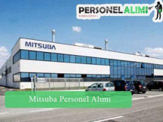 Mitsuba Personel Alımı ve İş İlanları