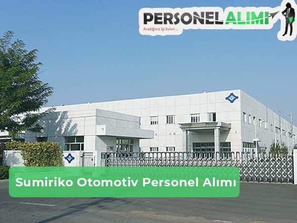 Sumırıko Hose Otomotiv Personel Alımı ve İş İlanları
